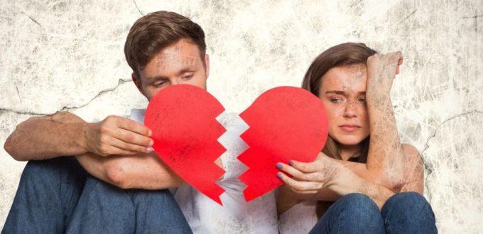 """""""Mi dispiace, non ti amo più!"""": quando un amore finisce."""